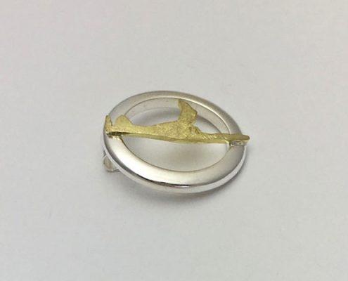 Sylt Insel Anhänger Kette Schmuck Silber Gold